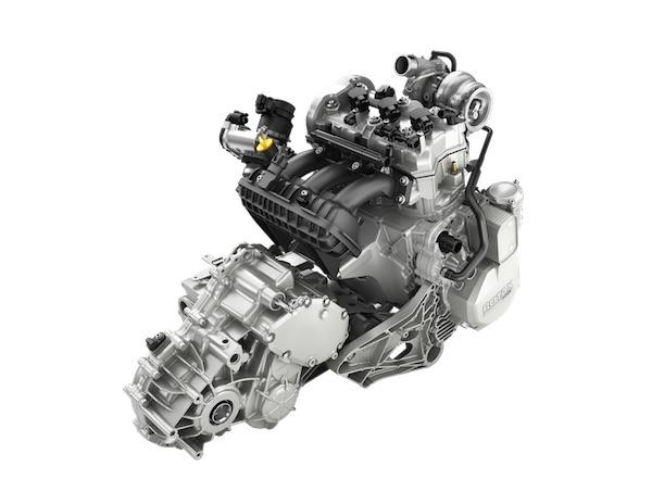 Canam Rotax Motor 900 HO Turbo