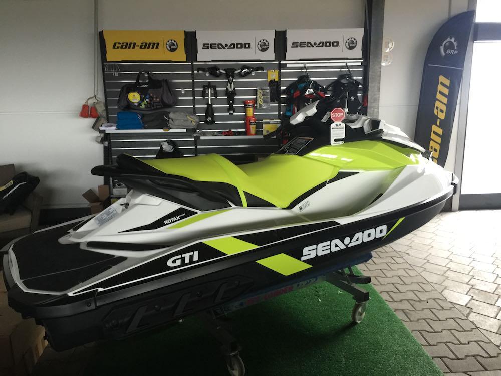 Sea-doo GTi 90 2017