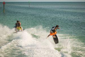 Sea-doo Wake Pro 230 Jump
