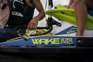 Wake 230 Pro hinten