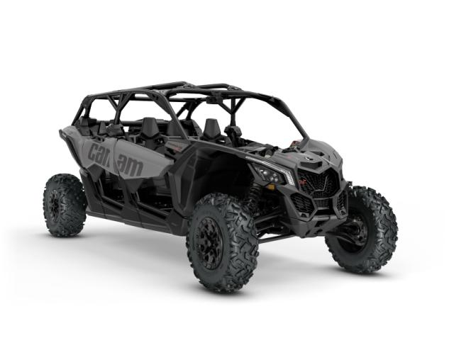 2018 Maverick X3 MAX X ds TURBO R Platinum Satin