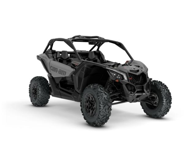 2018 Maverick X3 X ds TURBO R Platinum Satin vorne
