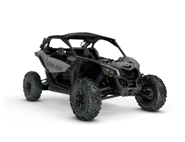 2018 Maverick X3 X RS TURBO R Platinum Satin vorn