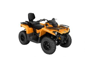 2018 Canam Outlander MAX DPS 570 Orange