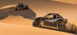 Canam Maverick X3 silber 2018 Dune
