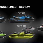 Neue Seadoo 2018 GTR GTS RXT