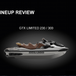 Neue Seadoo 2018 GTX limited