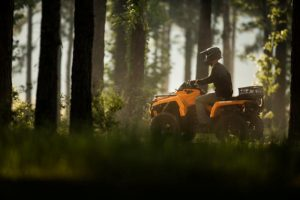 Canam Outlander DPS 570 Orange 2
