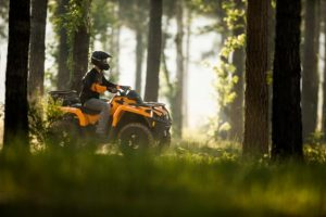 Canam Outlander DPS 570 Orange