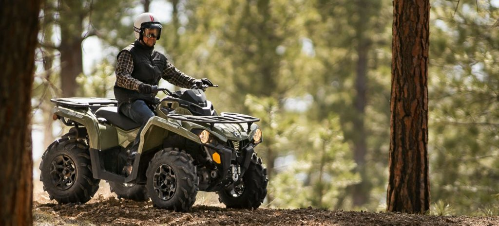 Canam Differentialsperre Visco Lok QE