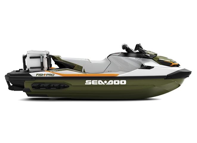 Seadoo Angeljetski Seadoo Fishpro 2019